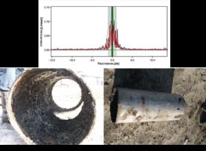 Технические характеристики ЭВС, прогнившая труба, находка повреждения